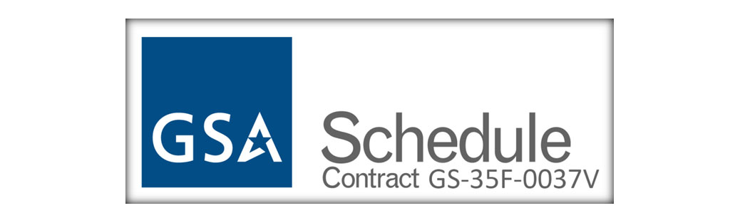 GSA schedule contract number GS-35F-0037